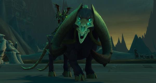 Tauralus dressé au combat - Monture World of Warcraft