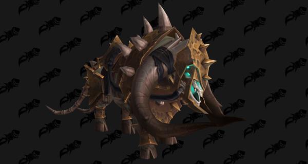 Tauralus élu cuirassé - Monture World of Warcraft