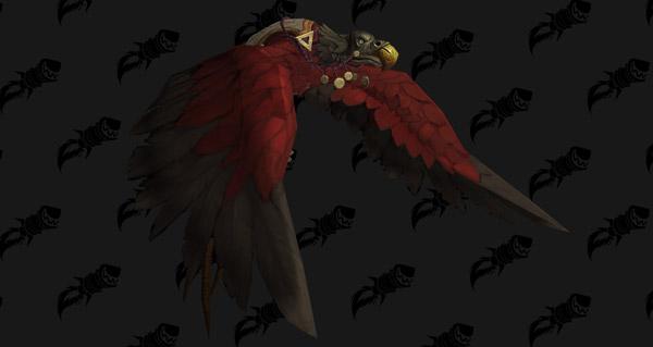 Terreur-du-ciel bat-le-désert - Monture World of Warcraft