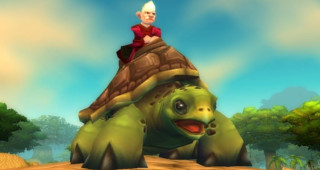 Tortue de monte - Monture World of Warcraft