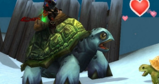 Tortue de mer - Monture World of Warcraft