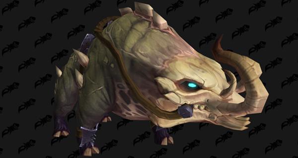Tripépine - Monture World of Warcraft