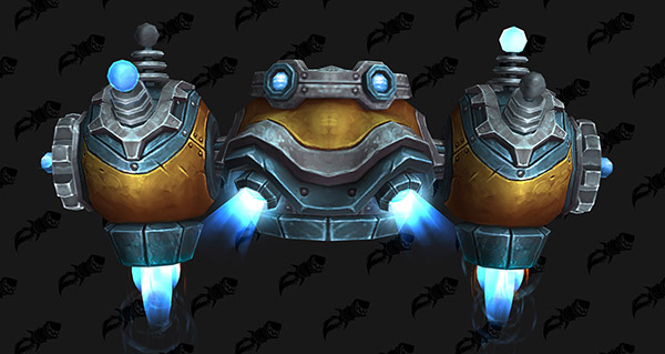 Unité aérienne R-21/X - Monture World of Warcraft