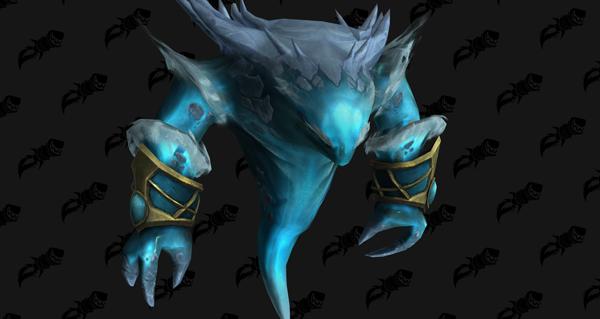 Vaguerage glaciaire - Monture World of Warcraft
