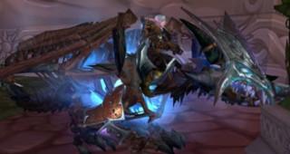Rênes de vainqueur couvegivre baigné de sang - Monture World of Warcraft