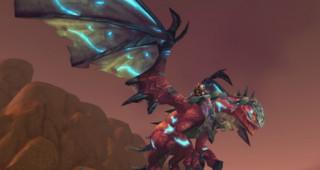 Rênes de drake du Vent d'Est - Monture World of Warcraft