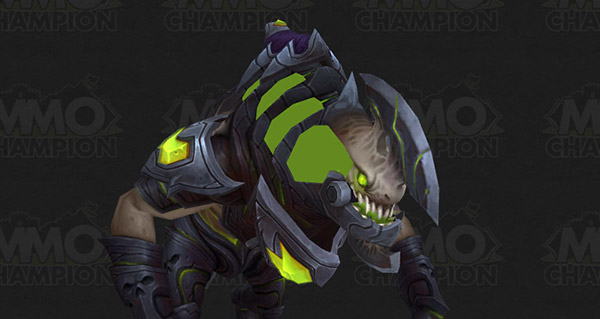 Vil indomptable - Monture World of Warcraft
