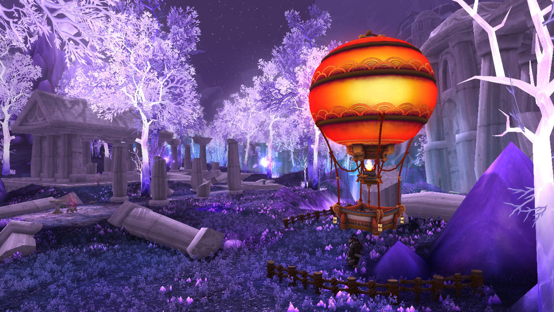 Forêt du Chant de cristal (Norfendre)