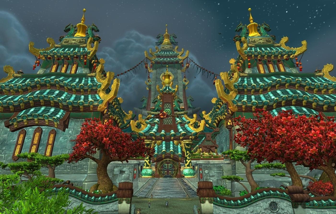 Libérez le temple du Serpent de jade des sha