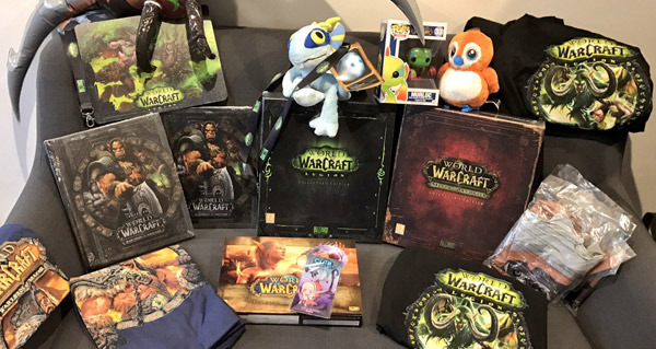 concours de noel mamytwink : loots epiques world of warcraft a gagner