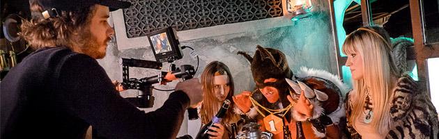 Tournage du clip 'Dans ta Face' - Plus de 500 000 vues sur YouTube