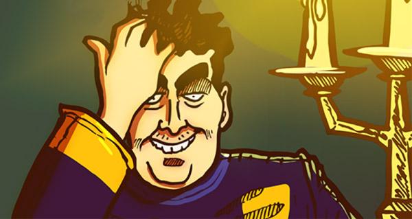 bande-dessinee kevin le roxxor : bras de fer heroique