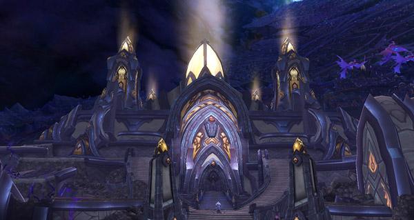 Argus en images : découvrez un aperçu des nouvelles zones du patch 7.3