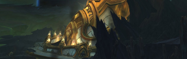 Argus, est le point névralgique du patch 7.3 dans World of Warcraft
