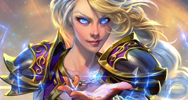blizzcon 2017 : jaina portvaillant representera world of warcraft