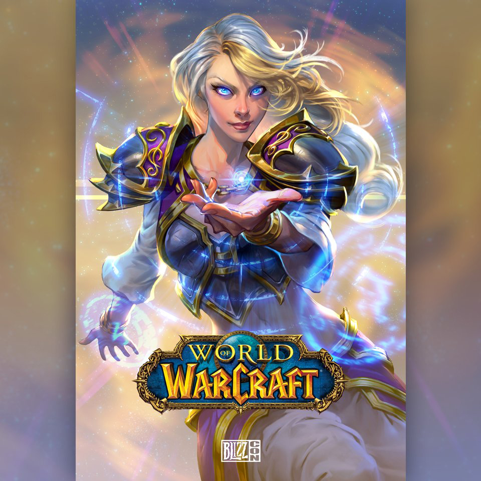Jaina Portvaillant représentera World of Warcraft lors de la Blizzcon 2017