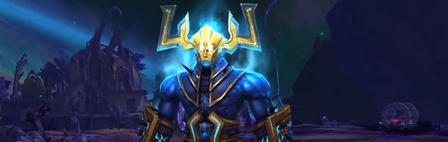 Argus l'Annihilateur est le boss final d'Antorus, le Trône ardent