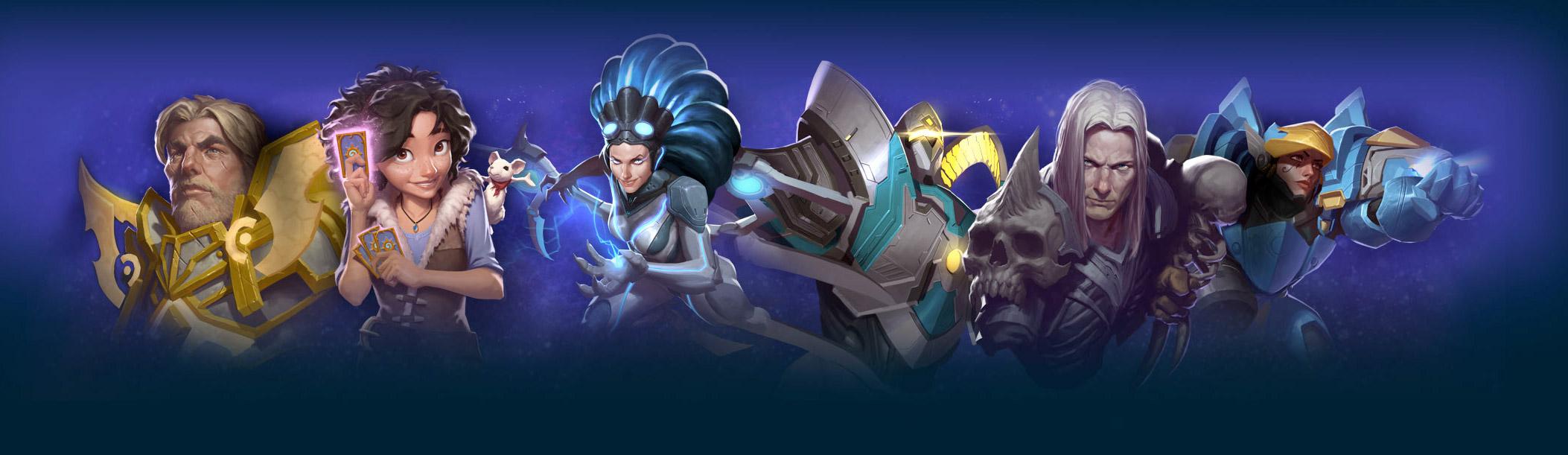 Le visuel officiel de Blizzard à la Gamescom 2017