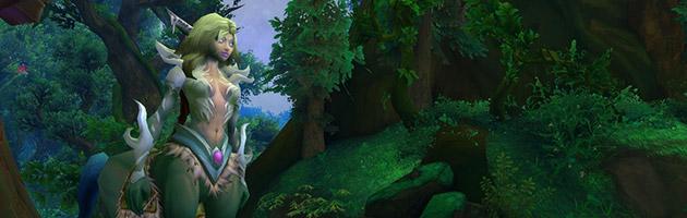 La gardienne Raynae est l'un des 6 nouveaux maîtres pêcheurs des îles Brisées du patch 7.3