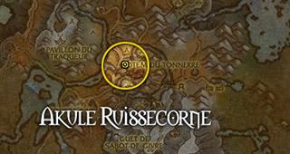 Vous pouvez trouver Akule à Totem-du-tonnerre