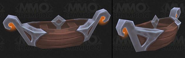 La réplique de gondole permet de remplacer le flotteur habituel par une reproduction de gondole sacrenuit