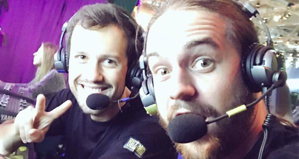 gamescom 2017 : mamytwink et zecharia en live depuis le stand blizzard