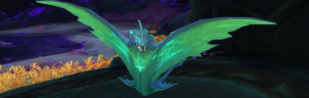 La raie-de-mana est une créature répandue sur Argus