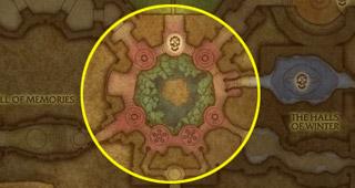 Il rappelle la map d'Ulduar