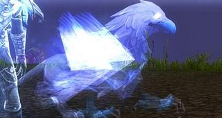 Griffon spectral perdu