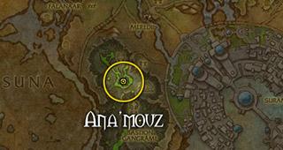 Ana-mouz se trouve au bastion Gangrâme