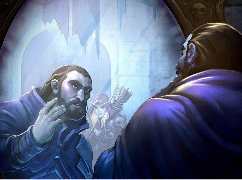 Nouvelle Warcraft : Le miroir sombre