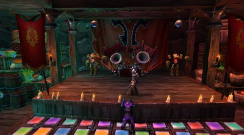 Image de Studio de danse World of Warcraft