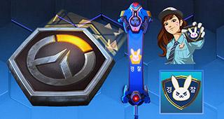 Récompenses du 3e défi pour Heroes