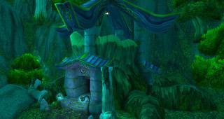 Entrez dans ce sous-terrain pour trouver Clouklou
