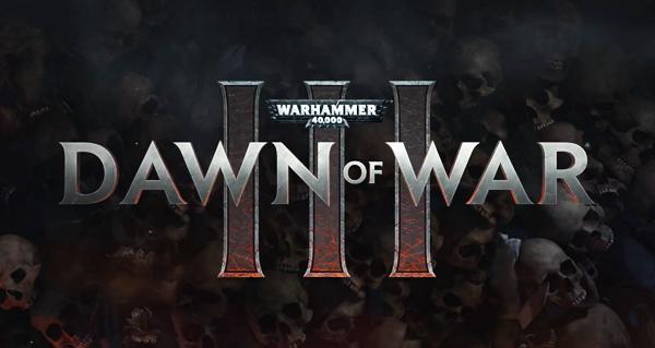 dawn of war iii : le nouvel opus du jeu de strategie warhammer 40k