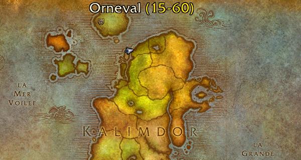 patch 7.3.5 : scaling des zones et des donjons jusqu'au niveau 90