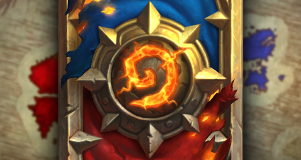 hearthstone : un dos de carte promotionnel pour battle for azeroth ?