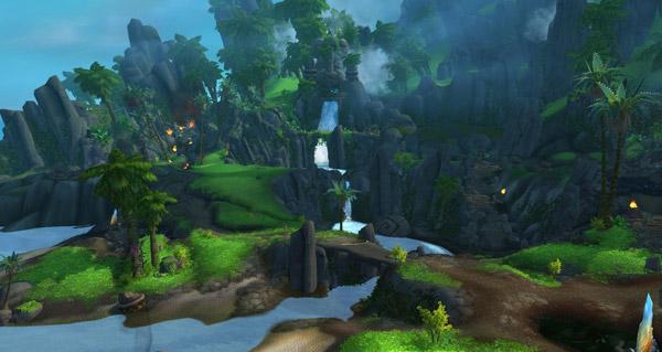 seething shore : apercu du champs de bataille du patch 7.3.5 en images