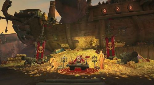 Image de Battle for Azeroth : galerie pirates Kul Tiras