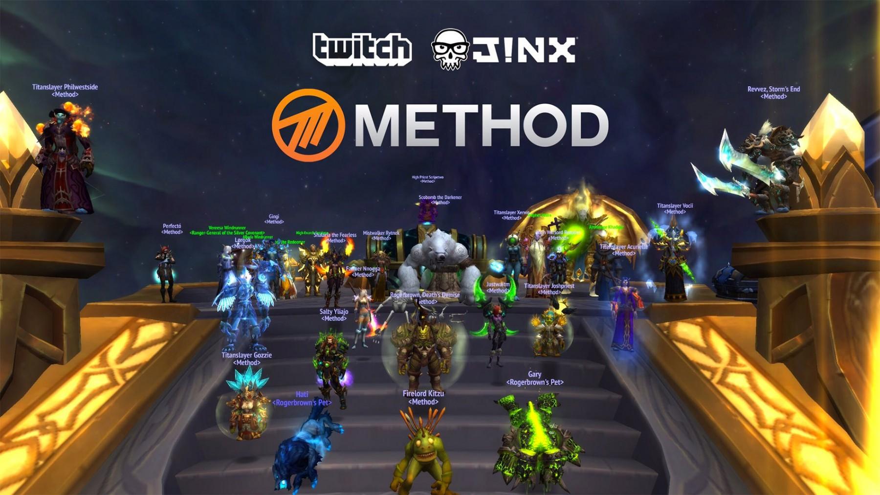 Method vient à bout d'Argus en mythique et décroche le World First à Antorus, le Trône ardent