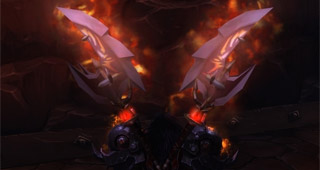 Enchantement les Flammes de Ragnaros