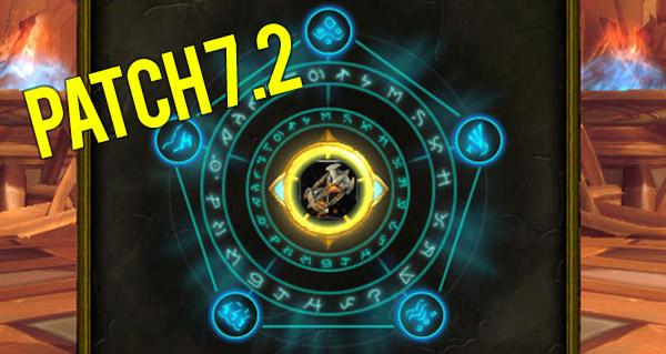 Changements à venir pour le mode mythique + au patch 7.2