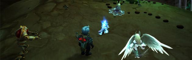 Donjon de combat de mascottes au patch 7.2