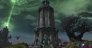 Tour des Mages construite