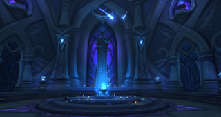 Tombe de Sargeras patch 7.2