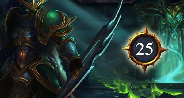 des joueurs terminent le caveau des gardiennes en difficulte mythique +25