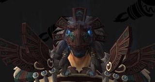 T20 Druide mythique sombre