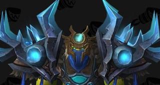 T20 Chaman mythique bleu