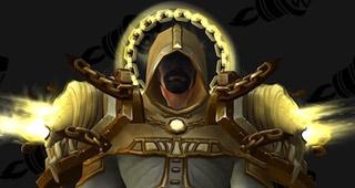 T20 Prêtre mythique doré