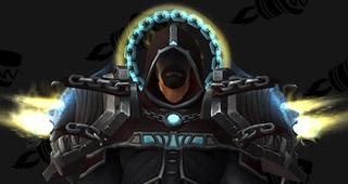 T20 Prêtre mythique noir